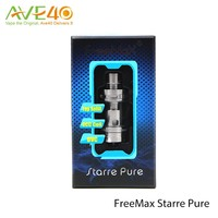 Never Leak Starre Pure Atomizer by FreeMax Pure Taste Tank