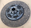 Twin clutch disc plates with high quality friction material 3400121501