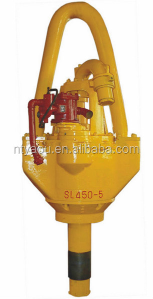 Top quality! oil rig drilling rig equipment API 8A/8C SL-450 water Rolling Swivel