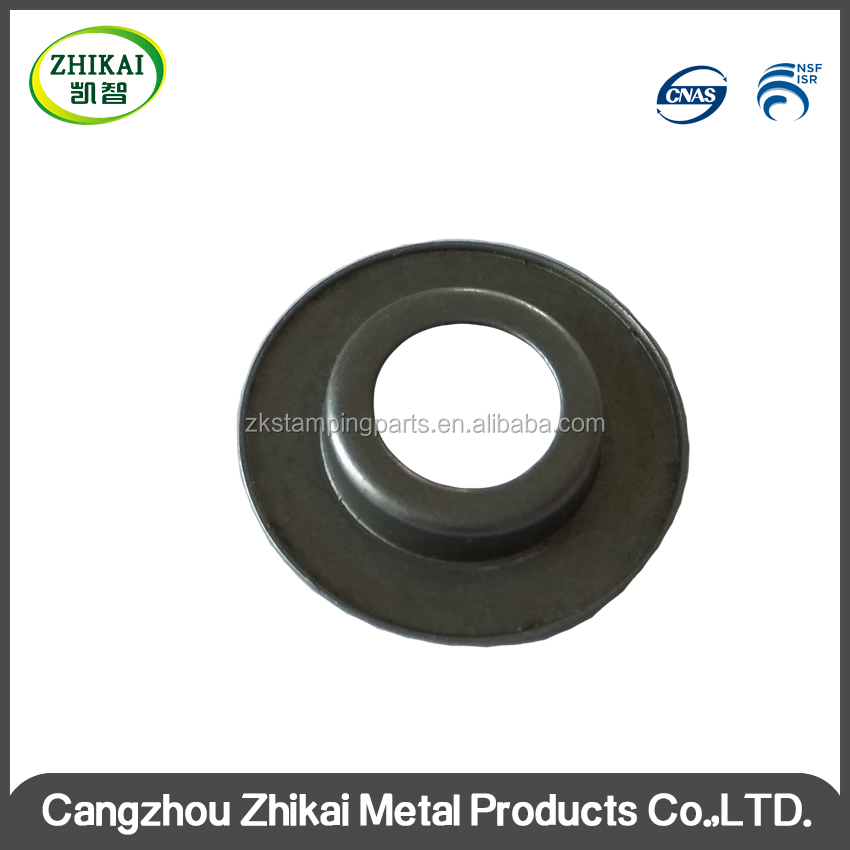 Good quality Roofing nail with aluminum steel washer round shape from stamping