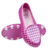 Lightweight breathable women PVC jelly shoes ladies casual summer clogs sandals
