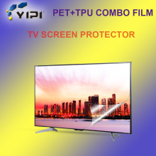 Alibaba Wholesale Anti Glare Screen Protector for led tv, Factory Supply PET+TPU Combo Anti Radiation tv Screen Protector//