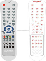 Low price high quality silicone rubber keypad for remote controller with Competitive price