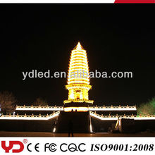 IP68 High efficiency decorative small led