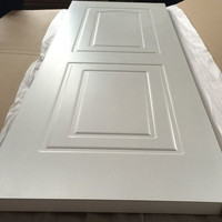 40mm White PVC Coated MDF Wooden