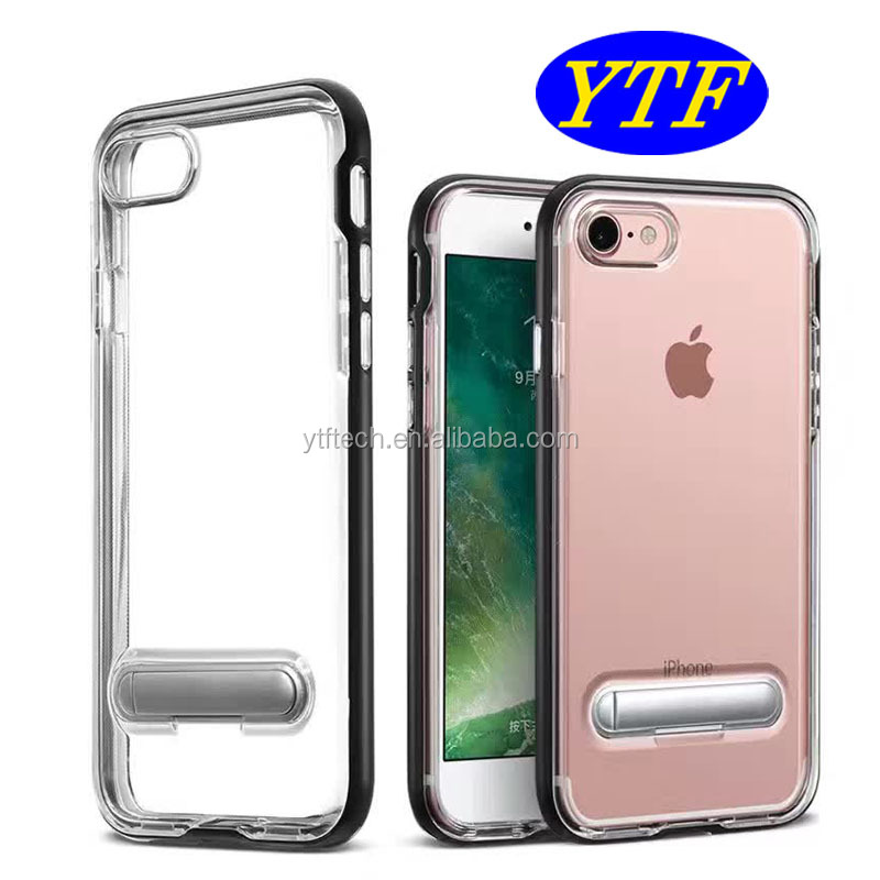 New arrival magnetic buckle pc bumper soft tpu mobile phone case for iphone5