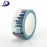 Easy Tear Peel Off Washi Masking Tape For Automotive Painting