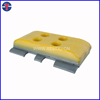 PU pads for machine track polyurethane track pads