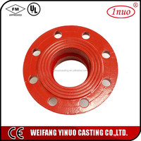 FM/ UL certificated Chinese Flange Adaptor