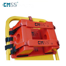China factory ET-001 first aid spine board head immobilizer