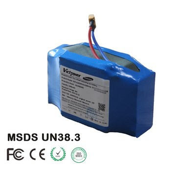 Hot sell!! 10S2P-36V Mobility scooter battery 4.4Ah lithium ion rechargeable battery