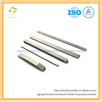 Cutting Metal YG8 Grade Carbide Strips