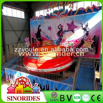 Deluxe rides park equipment tagada disco recreational machine,tagada disco recreational machine for sale