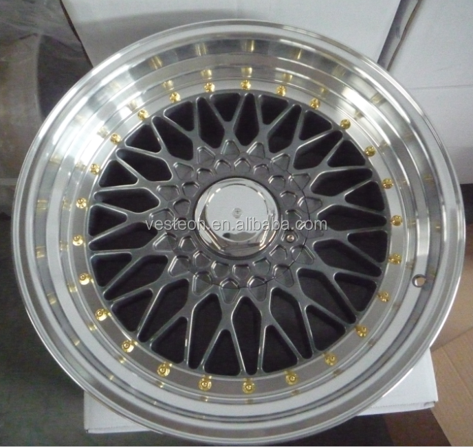 16 inch alloy wheel with deep dish and big lip