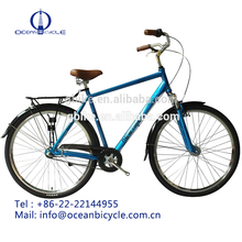 Strong aluminum alloy frame city bike factory outlet 3 speed sharing bike Utility Bicycle