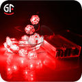 Most Popular Star Shaped Led Copper String Lights