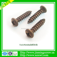 Custom Special Flange Head Screw for Auto High Quality Self Tapping Bolt
