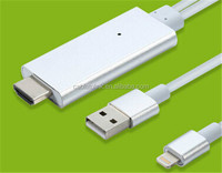Brand New HDTV Cable Adapter TV Digital AV 1080P for iPhone 5/5s/6/6s iPad