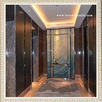 Alibaba Best Hot Sale Light Grey Emperador Marble
