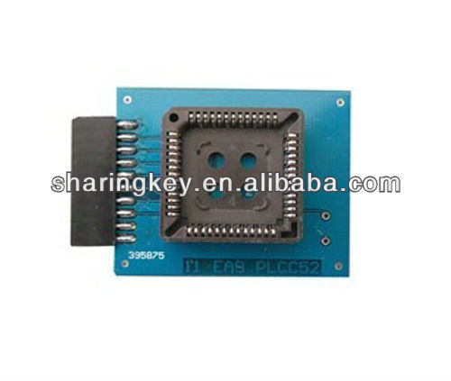 11E QFP-64 programming adapter applicable with HC711/HC11 EEPROM Programming tool