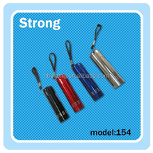 Long run time LED mini flash light with low price; mini 9 leds lights; waterproof mini led lights