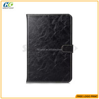 2015 NEW smart cover leather case for iPad Mini 4 case and cover China supplier