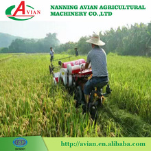Powerful Mini Harvester for Rice / Rice Combine Harvester