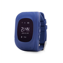 Q50 child cell phone watch gps position online smart tracking watch phone