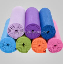 fitness products 3/4/5/6/7/8 PVC yoga mat professional wholesale custom yoga supplies