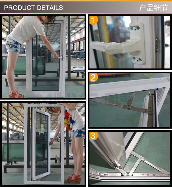 Shanghai factory aluminum french door cheap house for Cheap windows and doors for sale