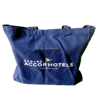 wholesale advertising tote cotton canvas bag