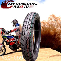 Qingdao High Speed Motorcycle Tire 3.25-16 3.50-16
