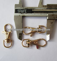 Charming accessories of metal mini snap hook