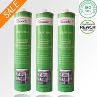 weatherproof structural sanitary water based silicone sealant