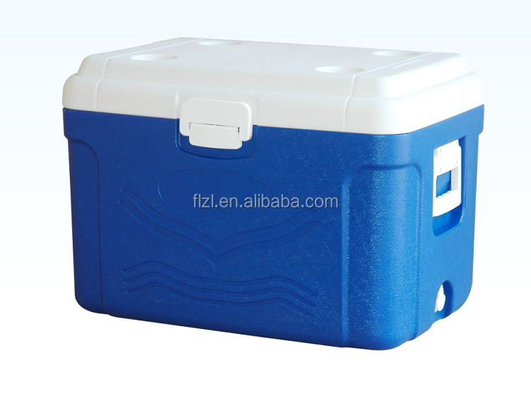 HOT SALE 60L extreme ice cooler box/insulated chilly bin