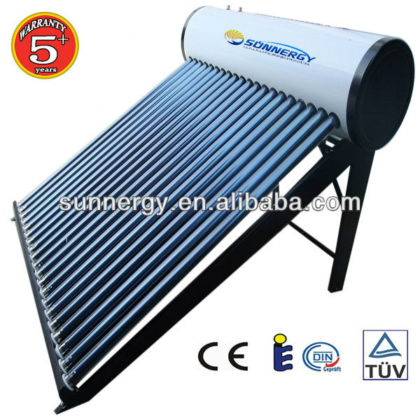 2013 Hot Sales Sun Energia Solar Water Heater Eco