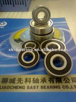 high precision 6009 deep groove ball bearing