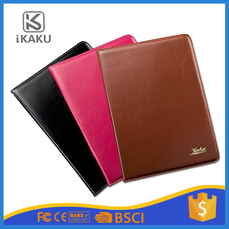 Brown smart back cover for apple ipad4 ipad 12.9 inch