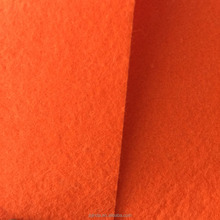 factory direct sale polyester orange color polyester nonwoven cleaning cloth fabric