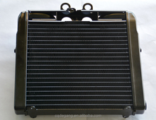 OEM China all aluminum motorcycle radiator manufacturer