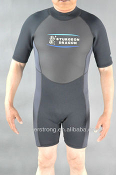 2016 Men's Short Wetsuits Surfing,made of neoprene
