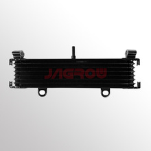 China all aluminum motorcycle radiator for sale