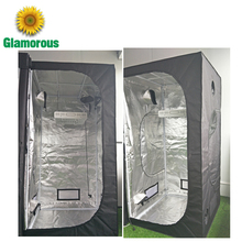 Hot Sale Aluminum Frame Outdoor Greenhouse Garden full equipment greenhouse system indoor grow tent complete kit hydroponics