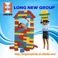 Made in Taiwan 2016 - Building Jumbo Lego Blocks / Mini City Toys - Plastic Injection Molding