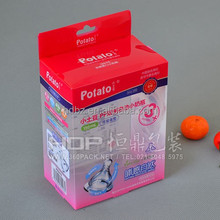 High quality Small foldable /unfoldable clear plastic box