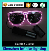 new products 2015 innovative product flashing party ray ban- sunglasses 2014