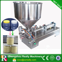 Salad Dressing One Nozzle 250ml Sauce Cup Filling machine