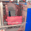 machine make plastic road barrier blow molding machine
