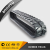 bobcat rubber tracks 400 x 72.5 x 74 excavator rubber track apply all model and size