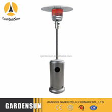 High Quality wind blows outdoor patio heater made in China